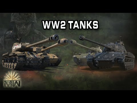 Top 5 Tanks of World War II