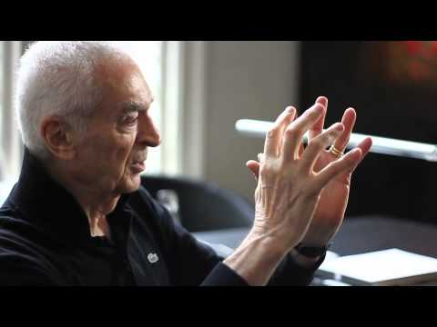 Debbie Millman interviews Massimo Vignelli, directed by Hillman Curtis