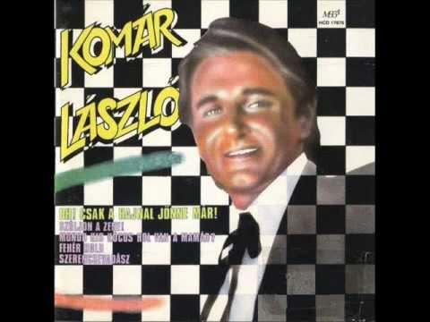 Komár László - Álmatlanul    1981.