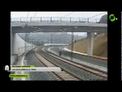 Homenaje a las víctimas del accidente de tren en Santiago de Compostela el día 24 de julio
