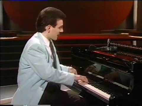 Elio Pace singing 'Take You Home' on 'Bob Says Opportunity Knocks' BBC1 - May 1988
