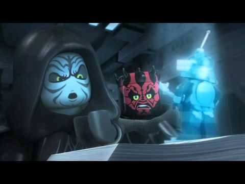 LEGO Star wars O Imperio Detona Geral Dublado Completo