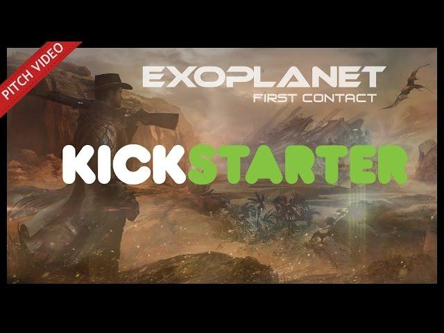 Жизнь в Exoplanet: First Contact (на русском)