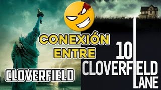 Conexión entre CLOVERFIELD y 10 CLOVERFIELD LANE | Cinexceso FAQ | @LordMefe