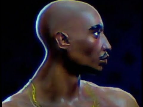 2Pac - Saints Row the third - marcusgarlick