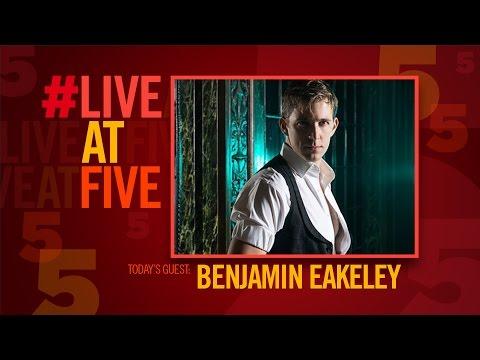 Broadway.com #LiveatFive with Benjamin Eakeley