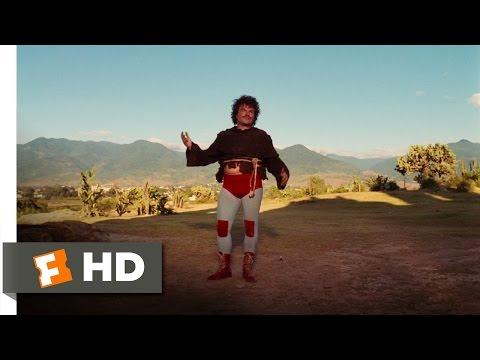 Nacho Libre (8/10) Movie CLIP - Nacho Is Revealed (2006) HD