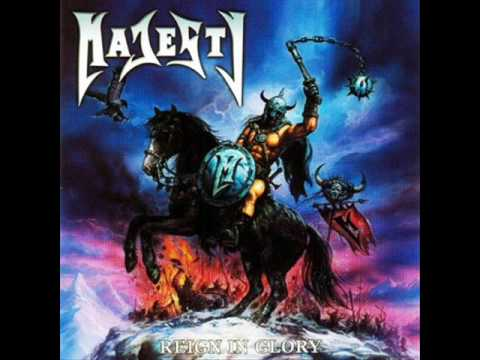 Majesty - Heavy Metal Battlecry