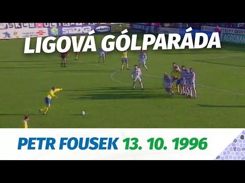 Ligová gólparáda - Petr Fousek