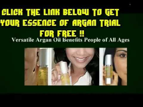 Essence of Argan Oil Free Sample 2012