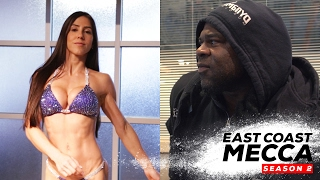 Kai Greene Confronts IFBB Head Judge About Olympia Placings | East Coast Mecca