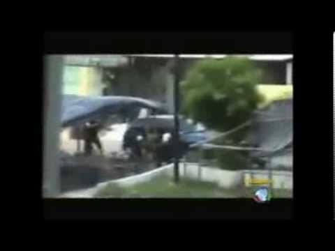 COT - Policia Federal - Assalto ao Banco Bradesco - Santa Luzia do Paru�-MA