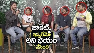 Nikhil Shocking Reaction When Ask Hemant Question | kirrak Party Team Interview | Actor Nikhil