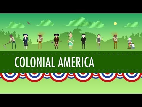 The Quakers, The Dutch, And The Ladies: Crash Course Us History #4 video