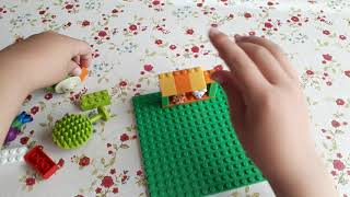 How To Build a Lego Moshi Monsters House!!