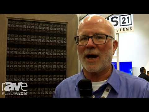 CEDIA 2016: Kinetics Talks About Acoustical Control Treatments for the Home