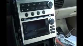 Installation of iSimple Gateway PXAMG AUX Adapter and HD Radio in a 2005 Infiniti G35