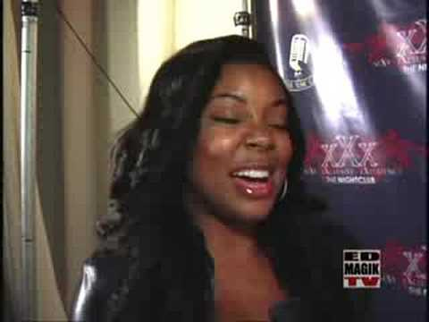 Gabrielle Union Interview at Columbus Short Birthday Party Video