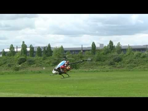 The RC Turbine Helicopter Simplified. - RC Airplanes Explained in