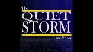 DJ E-MaC THE QUIETSTORM 1980's -  2015