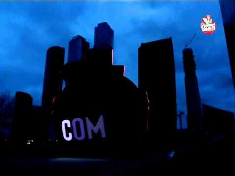 Начало вещания Paramount Comedy (Comedy Central Russia)