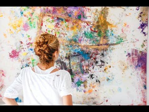 El universo de la artista canaria Sarah Jorge