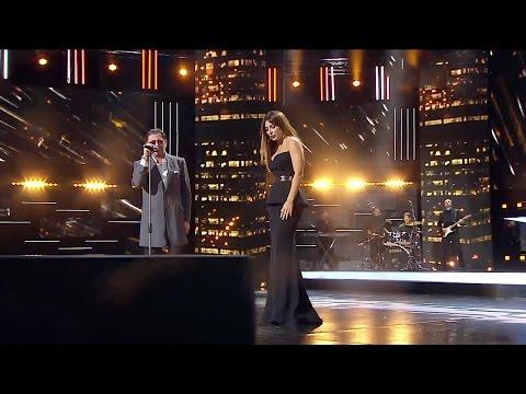 Ани Лорак и Григорий Лепс - Уходи по-английски (Праздничный концерт. ФНС - 25 лет)