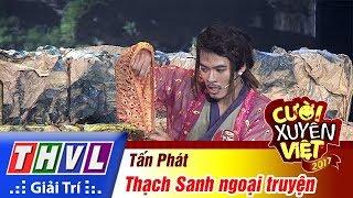 THVL | Cười xuyên Việt 2017 - Tập 14[1]: Giấc mơ của Lý Thông