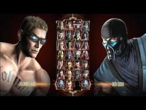 Mortal Kombat 9 All Fatalities (mortal kombat 9) 1080p