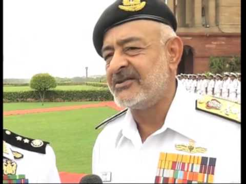 29 july 2013 - Myanmar Navy Chief Comes To India To Strengthen Maritime Ties