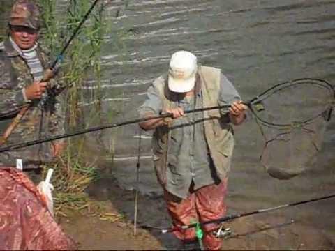 десногорск ловля раков