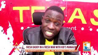 Fresh Daddy in war with Fresh kids Manager, Fresh Daddy accuses manager of fraud| Uncut