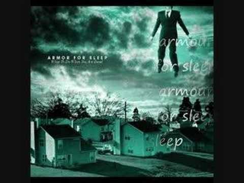 Armor For Sleep - A Quick Flight