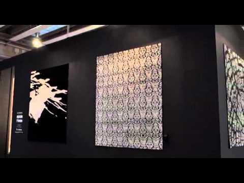 Sahrai - Invito al Salone Internazionale del Mobile Milano 2012