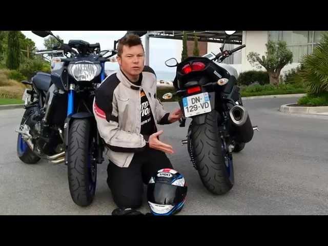 Vid�o Essai pneu Bridgestone T30Evo : Votre futur pneu Sport ?