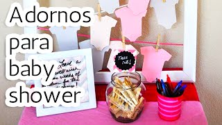 Festib n ideas youtube for Novedades para baby shower