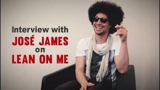 Jose James - 新譜「Lean On Me」日本盤 2018年9月21日発売予定 アルバムについてのインタビュー映像(日本語字幕付)を公開 thm Music info Clip