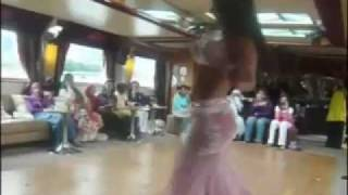 Giselle Belly Dancer: Belly Dance London 3