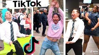 Download lagu Best of QPARK TikTok Singing in Public ~ Funny TIK TOK Dance Compilation ~ 2020