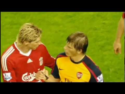 Andrey Arshavin 4 Goals vs Liverpool