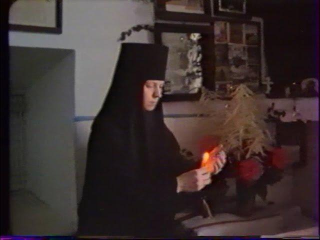 Монашеская жизнь в Советском Союзе - 1978 - СССР-Финляндия, д/ф