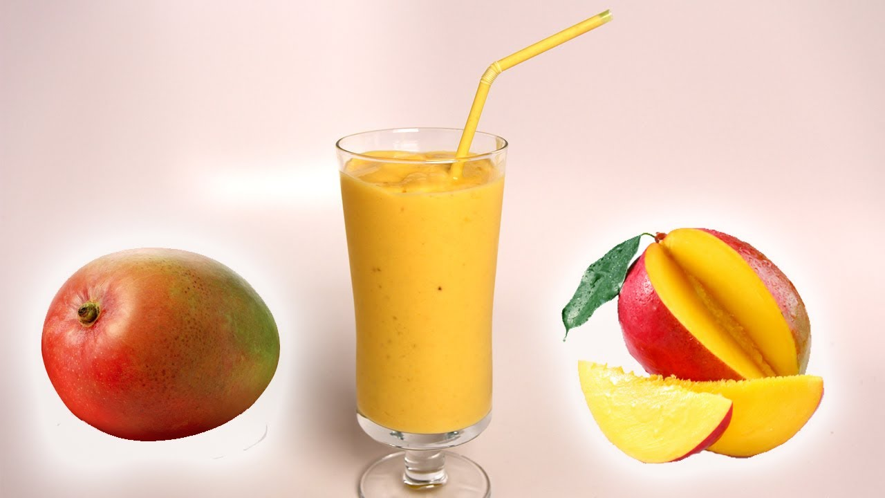 Mango Smoothie Recipe - Laura Vitale - Laura in the Kitchen Episode ...