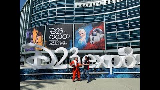 Live at D23 Expo 2019