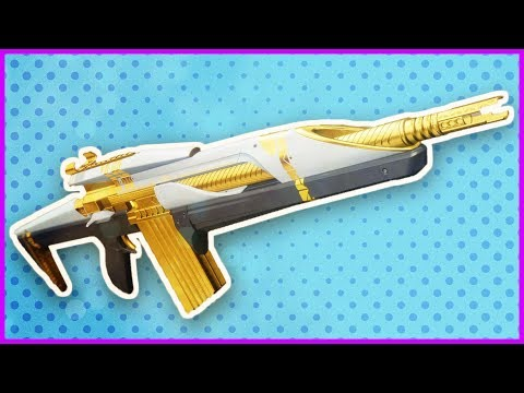 Leviathan Raid Kinetic Auto Rifle!  GHOST PRIMUS | Destiny 2 (Gameplay)