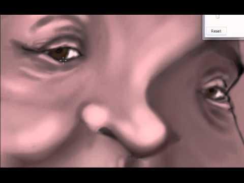 Caricatura - Speed Paint - Ilustração digital