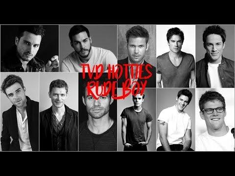 ▶TVD Hotties    Rude Boy