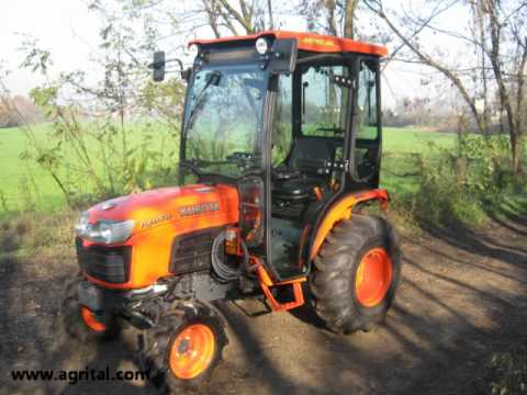 CAB FOR KUBOTA B30 SERIES