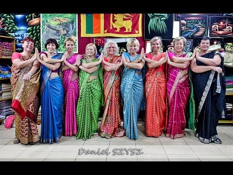 Hairstyles For Sarees In Sri Lanka