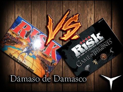 Risk Clásico Vs Risk Juego de Tronos (Juego de mesa-Español) // Juguemos: 129