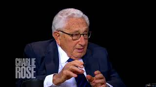 "Henry Kissinger on whether Kim Jong-un is a ""rational leader"" (Aug 17, 2017) 